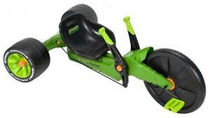 Huffy Green Machine Jr Trike Tricycle Drift Sideways