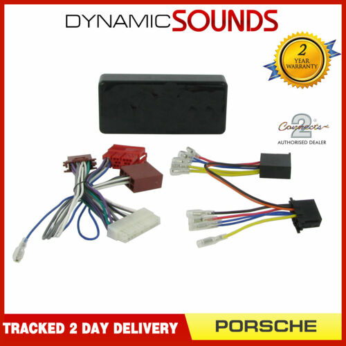 CT51-PO02 BOSE Active System Adaptor for Porsche 911 Boxster