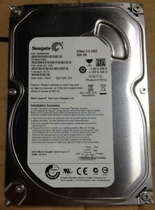"Seagate Pipeline HD.2 250GB 8MB Cache 5900RPM SATA2 3.5/"" Hard Drive ST3250412CS"