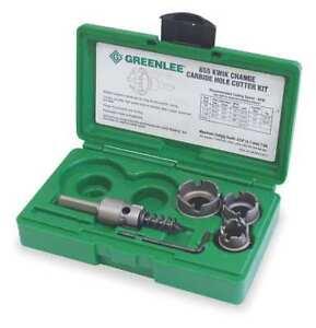 Hole-Cutter-Kit-6-PC-Tungsten-Carbide-GREENLEE-655