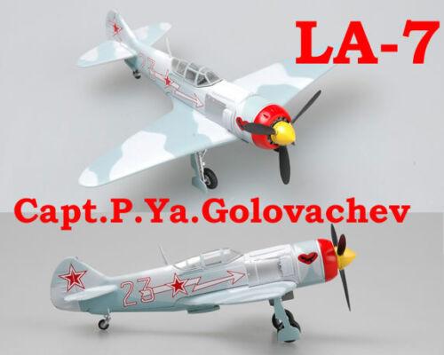 Easy Model 1/72 Soviet Russian LA-7 Capt.P.Ya.Golovachev,9th GFAR #36333