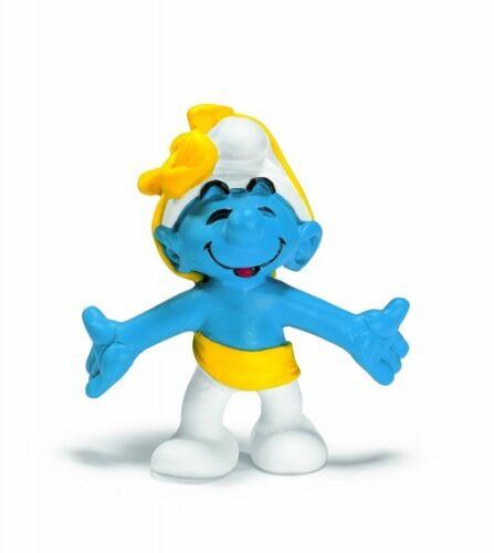 The Smurfs figurine Smurf Anniversary 5,5 cm Anniversary Smurf 207011