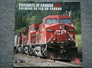 Railways of Canada 2013 CALENDAR Great Photos For Reference to Frame or Craft