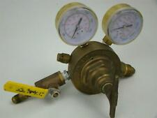 Uniweld Oxygen Regulator Gauge Rv8010