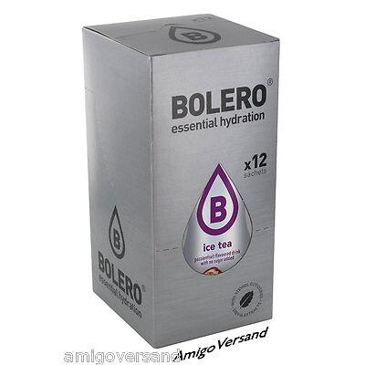 Bolero Drinks - ICE TEA Passion Fruit - 12 Beutel für 18-36 Liter