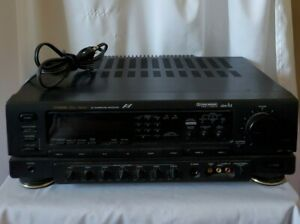 Vintage-Fisher-Studio-Standard-RS-646-Stereo-Receiver-Fully-Tested-Working