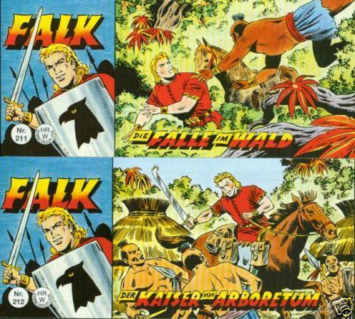 Serie 211 Falk I Piccolo 212