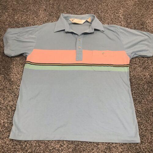 vtg 70s 80s ARNIE ARNOLD PALMER POLO SHIRT Golf U… - image 1