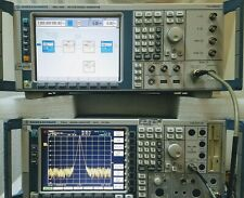 Rohde Amp Schwarz Smu200a 8 Options 3 Ghz Vector Signal Generator