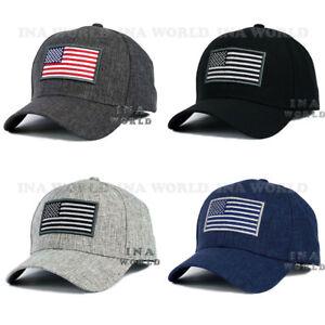 USA-American-Flag-Hat-Stars-and-Stripes-Embroidered-Snapback-Baseball-Cap