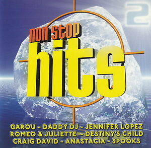 Compilation-CD-Non-Stop-Hits-2-France-VG-EX