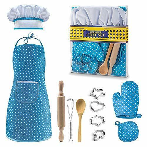 cozinhar e conjunto de assar Kity Natal melhores presentes para 3-8 Anos Meninas Meninos