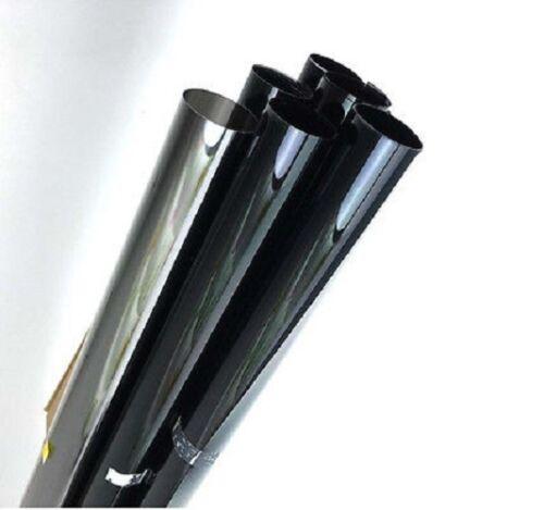 "35/% VLT 10/"" In x 10 Ft Feet Uncut Roll Window Tint Film Car Windshield Sun Visor"
