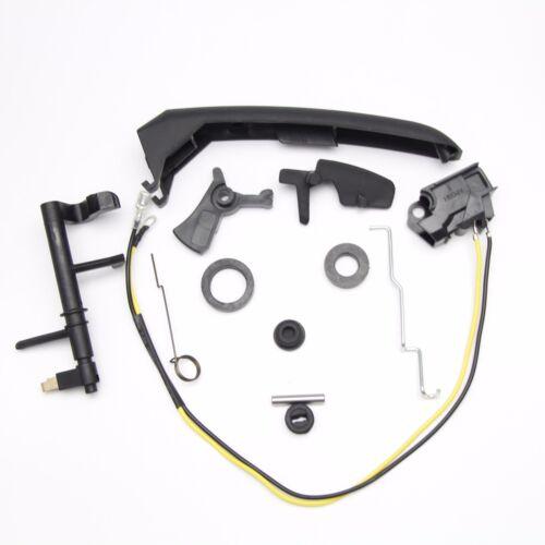 Poignée de moulage Commutateur Arbre Throttle Trigger Rod Pour Stihl MS460 MS440 046 044
