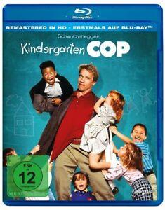 Bambini da giardino Cop (Arnold Schwarzenegger, Penelope Ann Miller,...) BLU-RAY NUOVO
