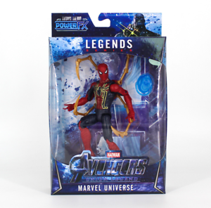 Marvel-Legends-Avengers-Infinity-War-Super-Hero-Spider-man-Action-Figure-Toy-LED