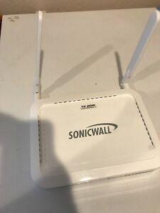 Dell-Sonicwall-TZ205W-Wireless-APL22-09E-W-7-GVC-Fully-Tested-Transfer-Ready