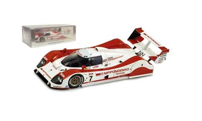 Spark S2364 Jugueteota TS 010  7 Le Mans 1992 - Lees Brabham Katayama 1 43 Scale