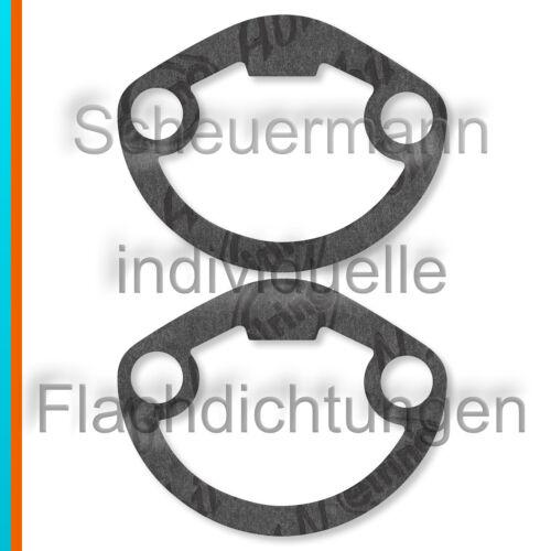 2x Dichtung Benzinpumpe BMW M30 E3 E12 Vergaser E9