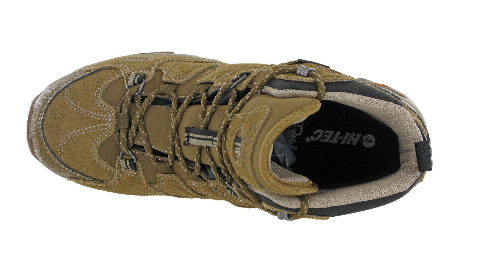 Hi-Tec ravus avventura Mid Scarpe da Ginnastica Impermeabili Da Da Da Passeggio Comfort Escursioni UK7-13 8a436e