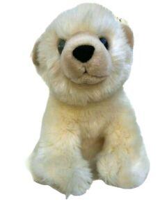 Seaworld-Gold-Coast-Australia-Seated-Polar-Bear-Plush-Stuffed-Soft-Toy-2007