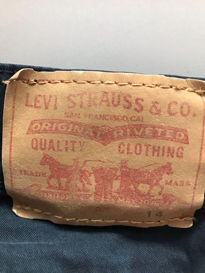 Bukser, Lærredsbukser, Levis