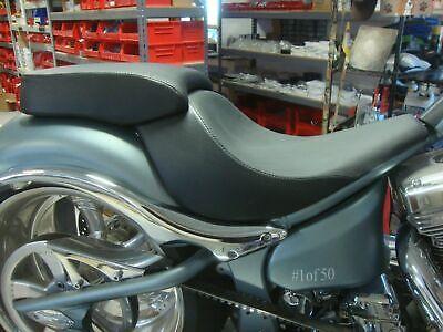 Big Dog Motorcycles OEM Pillion Passenger Seat for 2007-11 K-9