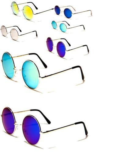 Designer Lunettes de soleil eyedentification homme femmes Shades Rond UV400 8 yeux 12008