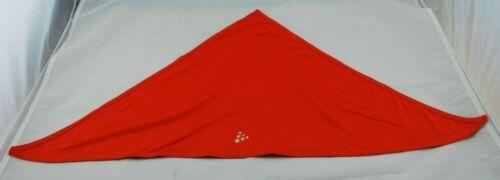 Craft Pro Cool Bandana Unisex Dreieckstuch Mund//Nase Abdeckung orange Einheitsgr