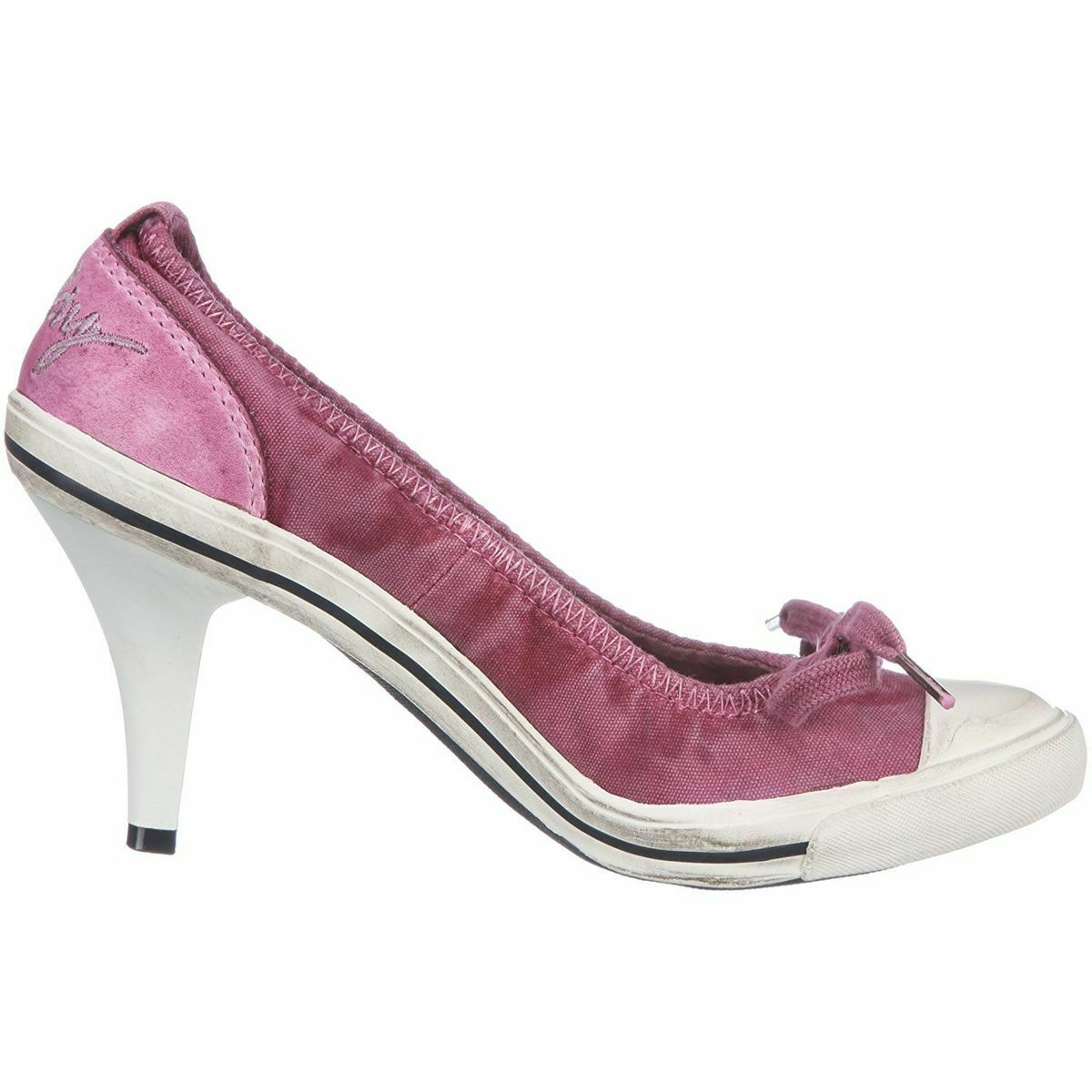 Replay Pumps pink Textil Bless RV260001T Gr.39