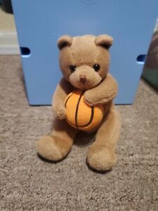 NO TAG Ty Beanie Babies Hoops The Bear