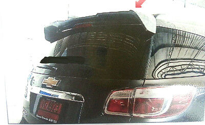 NEW BACK ROOF SPOILER WING TAIL FOR NEW CHEVROLET TRAILBLAZER 2012 2013 SUV V.2