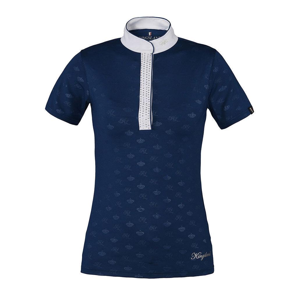 Kingsland señora torneo camisa Casella transpirable rápimujerte seca humedad