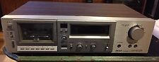 AKAI GX-F35 VINTAGE CASSETTE DECK FOR PARTS
