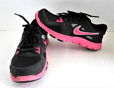7c722009896 item 3 Nike Flex Supreme TR2 Training Sneakers Size 3.5Y Black Pink Lace Up  -Nike Flex Supreme TR2 Training Sneakers Size 3.5Y Black Pink Lace Up