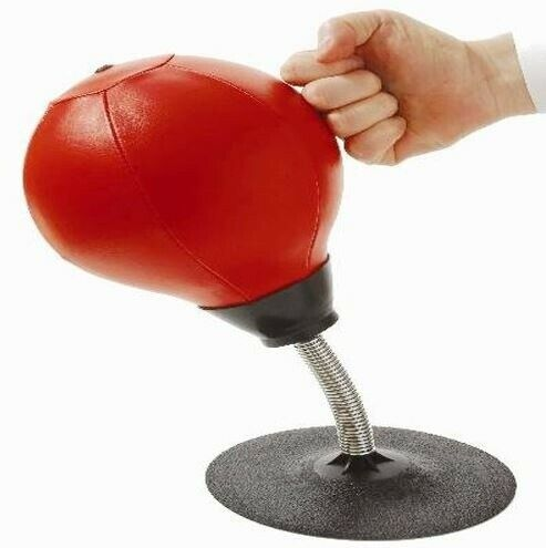 Punching ball da scrivania antistress