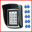 HFeng-125KHz-RFID-Access-Control-Keypad-Controller-Waterproof-Cover-Outdoor-1000 thumbnail 1