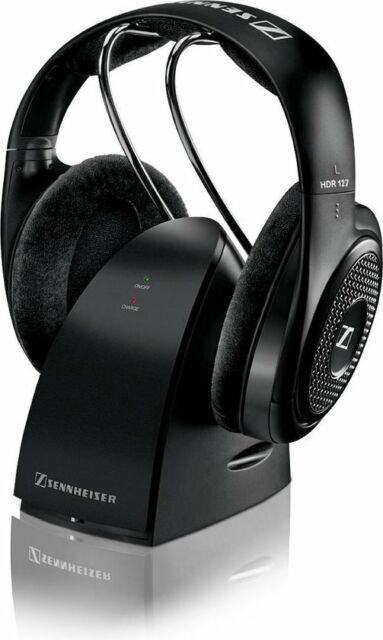 Sennheiser RS 127 - Over-Ear-Kopfhörer - Schwarz