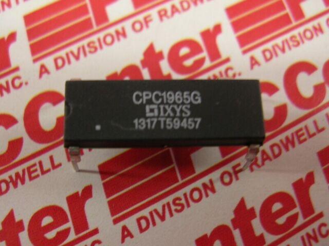 CPC1965G BRAND NEW IXYS CPC1965G