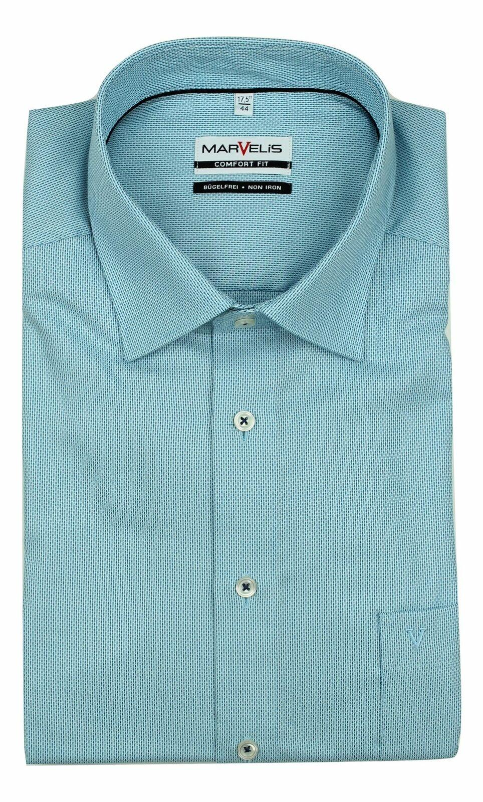 Aqua Mix Textured Spread Collar