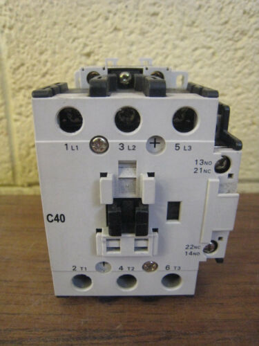 ACI Advance Controls C40 Single Phase AC Coil Reversing Contactor Free Shipping