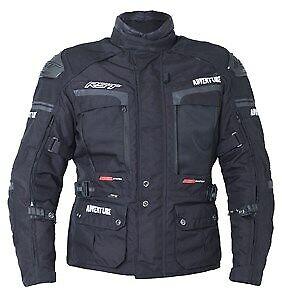 RST 102409 Pro Series Adventure-X CE Textile Jacket Grey//Silver