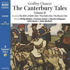 The Canterbury Tales: v. 2 by Geoffrey Chaucer (CD-Audio, 2002)
