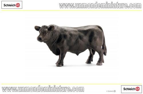 SC 13766 Farm World Taureau Angus  SCHLEICH