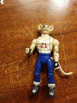 Slam-Dunk Vinnie Sports Bro/'s Biker Mice From Mars Loose Action Figure