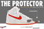 The Protector MEDIUM The 100/% Original Sneakershield Not The Imitation