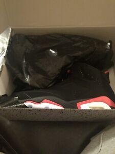 "Nike Size Jordan 11 Air infrared 5 ""black Retro 6 nkOP0w"