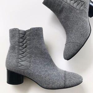 9 Winter Crisscross 5 Wool Chic Nine Iceland Enkellaarzen West Sz Blend u15TKFlcJ3