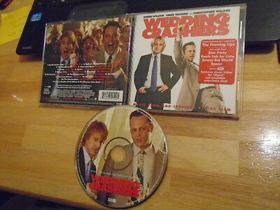 Rare Oop Wedding Crashers Cd Soundtrack Flaming Lips Jimmy Eat