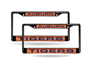 NCAA Auburn Tigers License Plate Frame